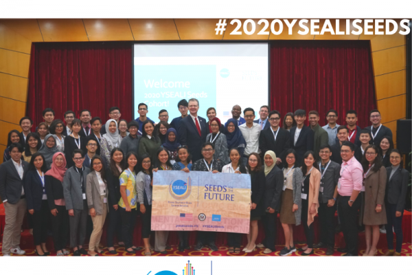 2020 YSEALI Seeds for the Future Grant Recipients Announced - A Better Vietnam is one of the winning projects!!